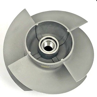 OEM No. 267000954 Diameter 161mm Jet Ski Impeller for Seadoo GTX LIMITED 230