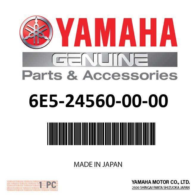 6E5-24560-00-00 Fuel Filter Assy For Yamaha Outboard